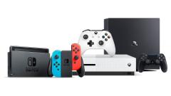 Microsoft, Sony, Nin...