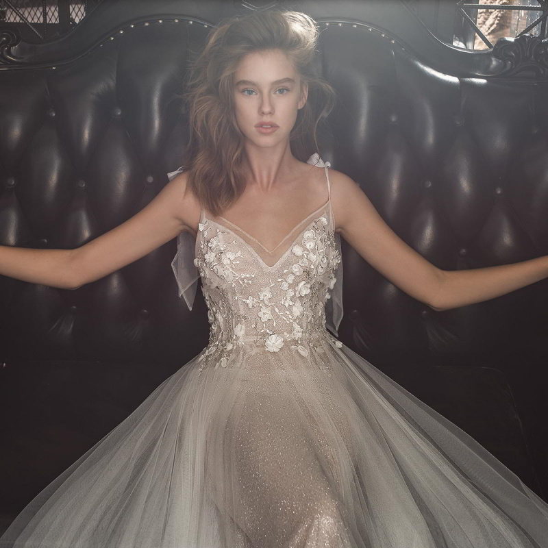 "Motil 2019 Wedding Dresses — ""Roots"" Bridal Collection 
