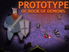 Book of Demons' prot...