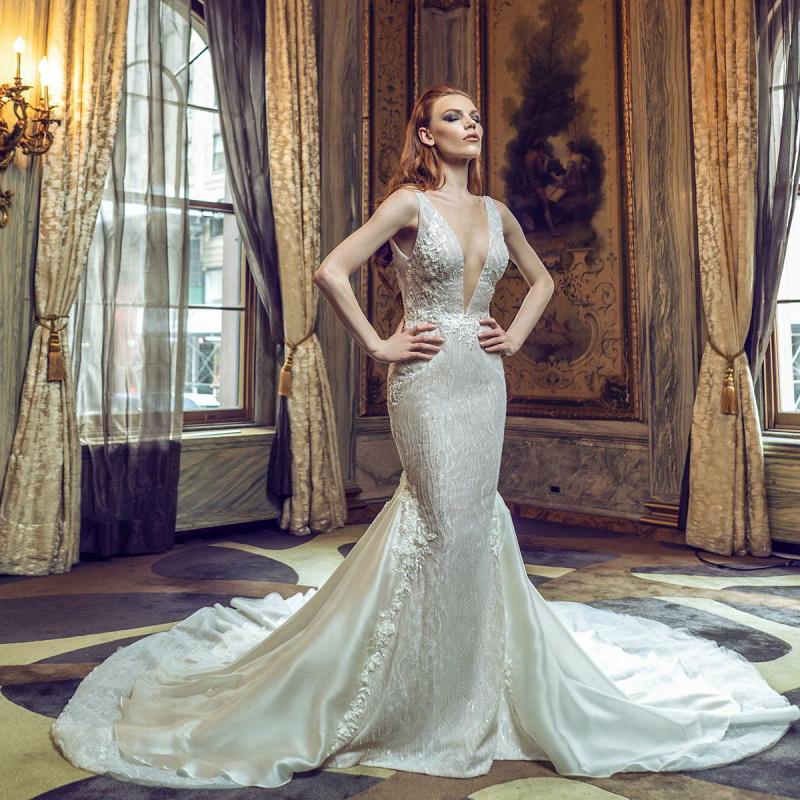 Adam Zohar 2020 Wedding Dresses